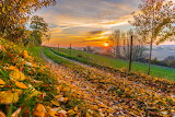 Autumn Sunset - Photo 3854455 from Pixabay by Klaus Binder