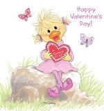 Suzy's Zoo Valentine