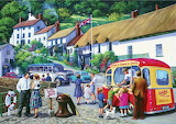 Lynmouth Days by Kevin Walsh...