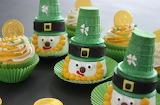 #Leprechaun Cupcakes