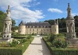 Chateau de Bussy-Rabutin - France