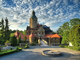 Castle Czocha in Poland