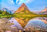 Mt.Grinnell,Montana,USA
