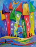 Paulina Lebida, Magic Town