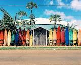 Hawaii Oahu surfboards