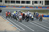 Départ de course / Start of the race