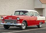 Chevrolet 1955 4 door MOD