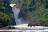 Murchision Falls in Uganda