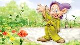 Cheerful, dwarf