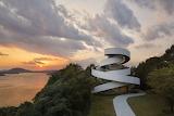 "Architecture Tumblr ARCHatlas Chapels ""Ribbon Chapel"" ""Hiroshi N"