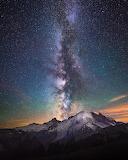 #Starry Peak