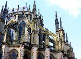 St Martins Cathedral in Utrecht, Netherlands