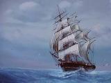 Sailing-ship-painting