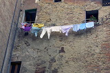 Laundry Day in Sienna