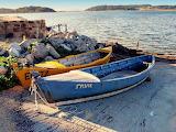 boats at Gruissan