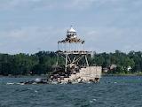 Horseshoe Reef Lighthouse, Buffalo, New York