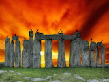 Stonehenge-prehistoric-monument-wallpaper