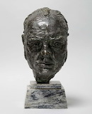 Winston Churchill, by Jacob Epstein (1947)