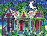 Conch houses, Key West