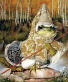 The Frog Princess by Gennady Spirin
