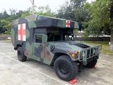 ROK M997 Ambulance