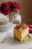^ Pumpkin-Pecan Cheesecake
