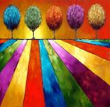 Down the Rainbow Road