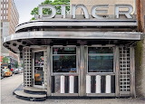Shop diner New-York City