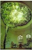 green sunlight