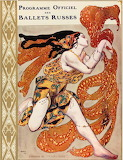 Narcisse Costume by Leon Bakst 1911