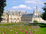 Chantilly-chateau-france