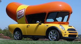 Weinermobile, Oscar Mayer new version