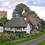 ^ Welford-on-Avon, South Warwickshire, England