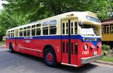 1954 GM Bus