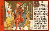 Wheelan, Albertine Vintage Christmas Card