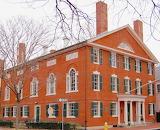 Salem, MA, Hamilton Hall