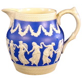 Copeland English Pitcher, dancers