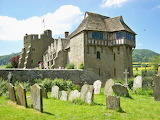 Stokesay Castle Shropshire