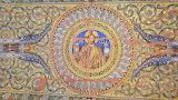 Various 896 byzantine mosaic