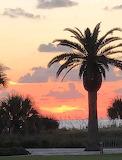 sunrise Jekyll island