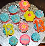 Cupcakes @ Leah's Sweet Treats