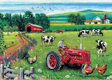 On the Farm~ J Charles
