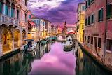 Canal-Chioggia-Italy