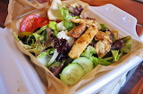 #Charleston Grilled Chicken Salad