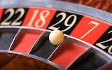 Black 29 on the roulette wheel