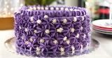 ^ Purple cake