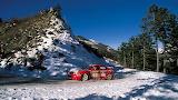 Mitsubishi Rally Car