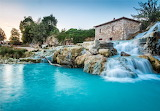Free natural hot springs in Tuscany