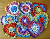Crochet connection