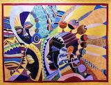 Wind, Moon, Sun, Marcia Eygabroat/Ivey Hayes